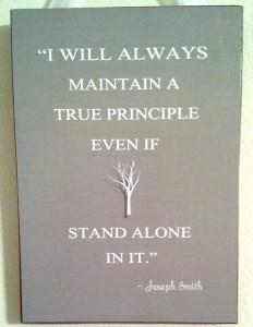 TRUE-PRINCIPLE