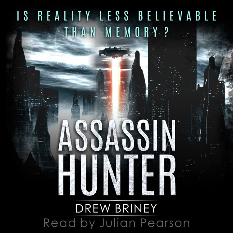 Assassin Hunter Audiobook by Drew Briney