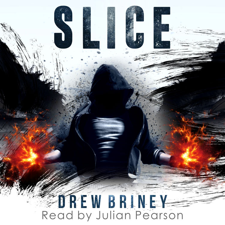 Slice audiobook by Drew Briney