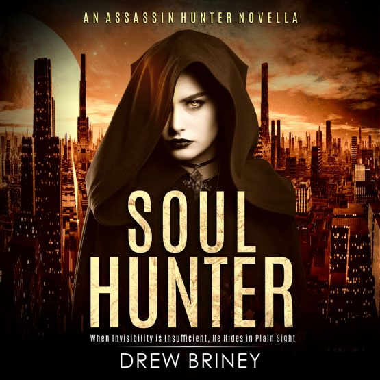 Soul Hunter Audiobook