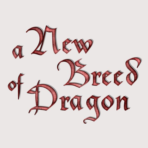 A New Breed of Dragon Logo